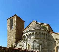 Loro Ciuffenna - Pieve di San Pietro a Gropina