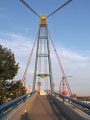 Financial footbridge