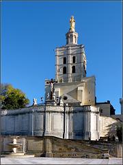 Avignon :  Notre Dame des Doms d'Avignon  -