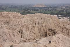 View from El Purgatorio (197m)