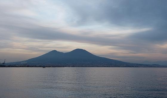 Ciao Vesuvio!