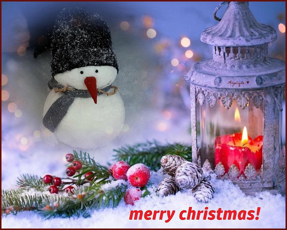 Bonnes fêtes à tous !et bon dimanche *