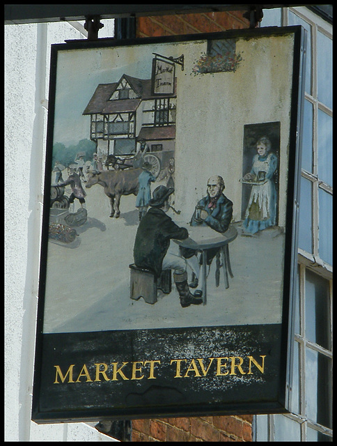 The Market Tavern at Atherstone