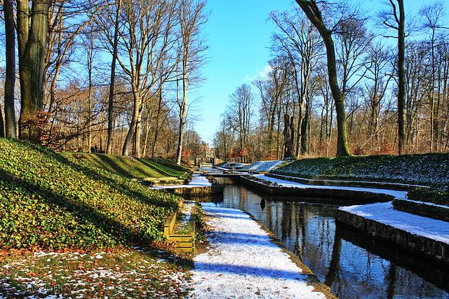 """Schlosspark Ludwigslust, """"Großer Kanal"""""""