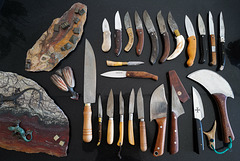 Knives collection