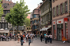 Colmar, Innenstadt