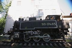 Dampflok 9P