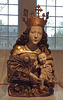 Virgin and Child by a Follower of the Master of the Dangolsheimer Madonna in the Princeton University Art Museum, April 2017