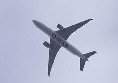 Qatar Airways Cargo Boeing 777-FDZ