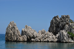 Olympos, The Cliffs