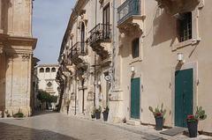 Palazzo in Scicli