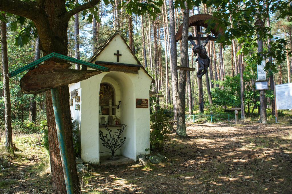 Franziskus-Marterl - WAAhnsinns-Denkmal (PiP)
