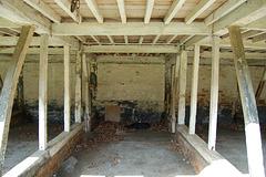 206 Park Farm, Henham, Suffolk, (Building H, Interior Ground Floor Room 1 Typical Cart Bay Looking West)