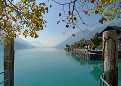 Switzerland - Lake Brienz