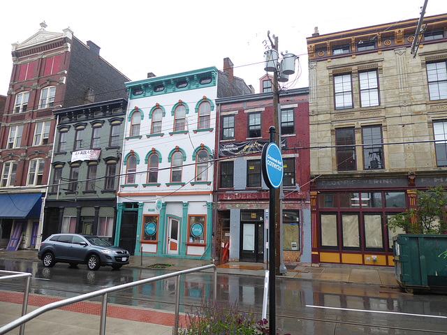 Italianate architecture in Over-the-Rhine