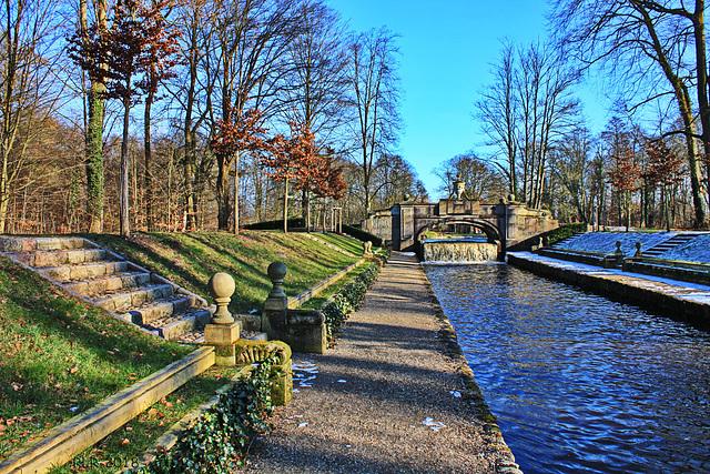 Ludwigslust, Großer Kanal