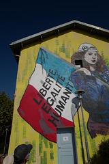 street art, Mouans-Sartoux