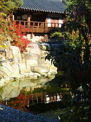 Koreanischer Garten, Gärten der Welt, Berlin