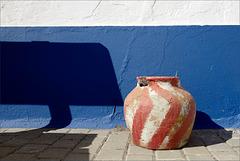 Penedos, Barra azul