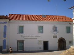 Interpretation Centre of Arraiolos Tapestry.
