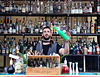 the barkeeper