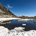 Small Lake (wide angle lens)
