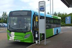 DSCF9176 Ipswich Buses YX63 LGF - 22 May 2015