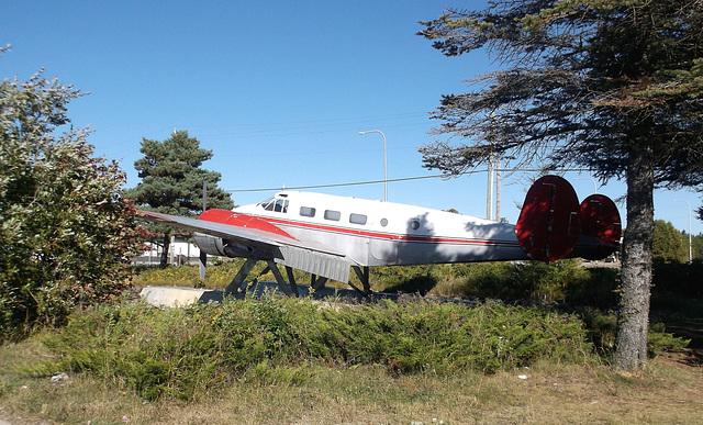 Atterrissage forcé / Unwilling landing