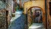 In den Gassen von Pitigliano