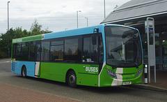 DSCF9175 Ipswich Buses YX63 LGF - 22 May 2015