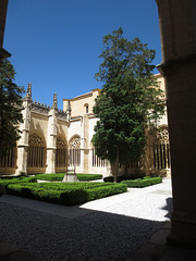 Catedral Cloister