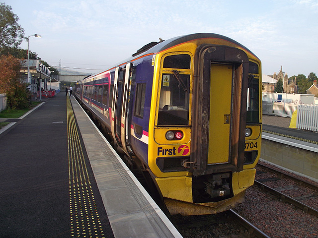 158704 at Dingwall
