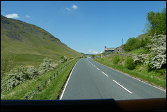 bussing up Dunmail Raise