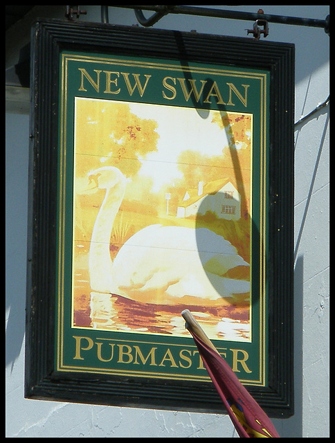 New Swan at Atherstone