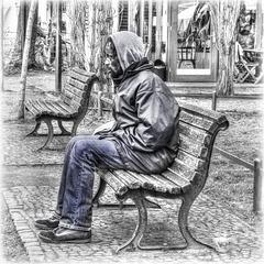 stranger on the street