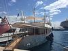 Boat in Monaco