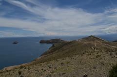 Bolivia, Titicaca Lake, The North Cape of the Island of the Sun