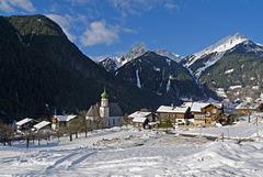 Austria - Vorarlberg, St. Gallenkirch