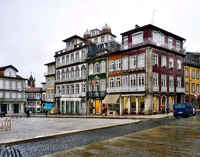 Guimarães - Largo do Toural