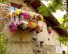 Balboutet : un balcone ben fiorito