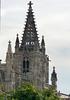 Barcellona : un campanile della cattedrale