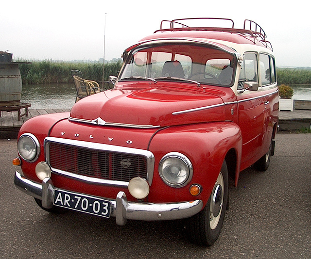 Volvo Duett 210 1965, AR-70-03