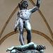 Florence Piazza Della Signoria Loggia Dei Lanzi Perseus Cellini 1 XPro1