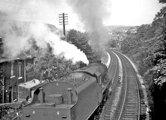 Todmorden - Copy Pit 1st August 1968