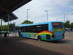 DSCF9268  Ipswich Buses YK08 EPU - 22 May 2015