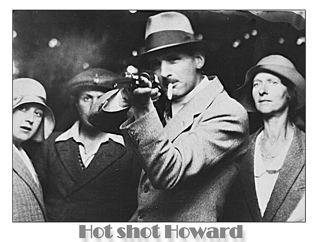 Hot shot Howard c1920