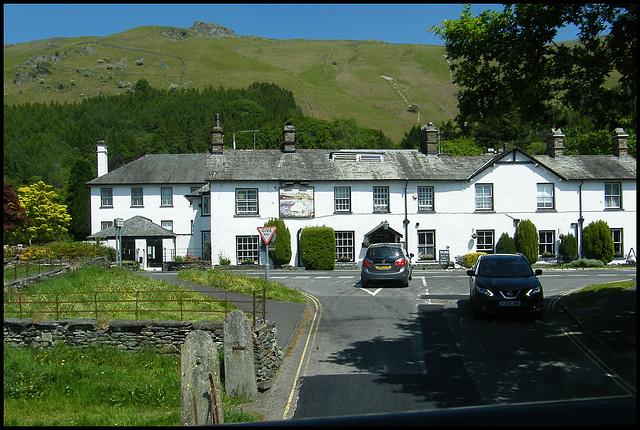 The Swan at Grasmere