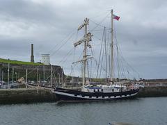 TiG - schooner brig