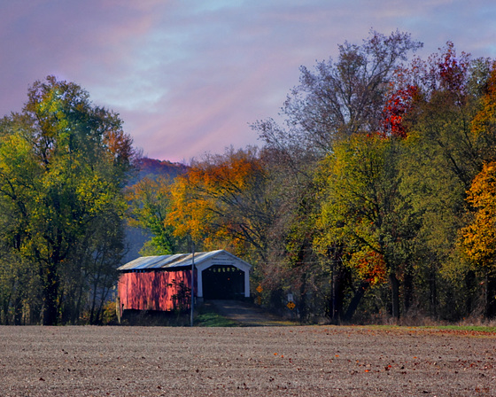 Conley's Ford Covered Bridge