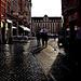 ... place du Vieux Marché , un 1er janvier ...